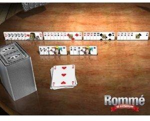 Rommé - 3D Kartenspiel