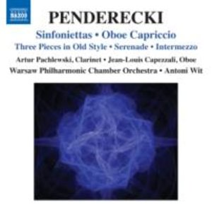 Sinfoniettas/Oboen-Capriccio