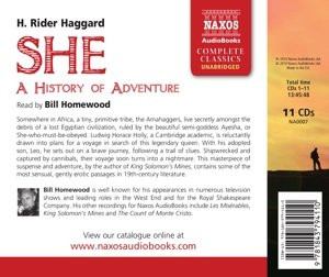 She-A History Of Adventure