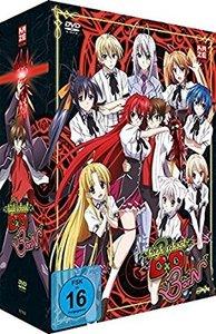 Highschool DXD BorN - DVD 1 mit Sammelschuber [Limited Edition]