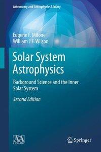 Solar System Astrophysics