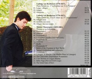 Beethoven-Mussorgsky