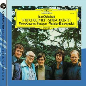 Streichquintett D 956
