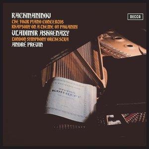 Klavierkonzerte 1-4 (Deluxe Vinyl Box)