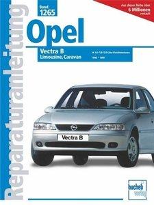 Opel Vectra B, Limousine/Caravan 1955 - 1999