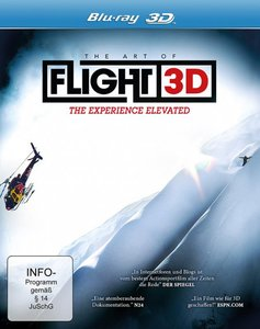 The Art of Flight 3D. Special Edition mit Lenticularcard