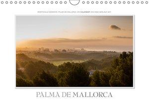 Emotionale Momente: Palma de Mallorca (Wandkalender 2016 DIN A4