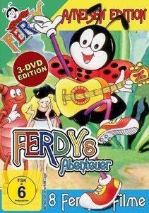 Ferdys Abenteuer - Ameisen Edition 1. Staffel (Folge 1-8 plus B