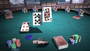 3D Kartenspiele - Poker Edition