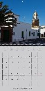 Lanzarote - island of contrasts (Wall Calendar 2015 300 × 300 mm