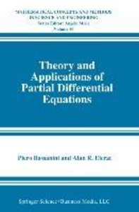 Theory and Applications of Partial Differential Equations