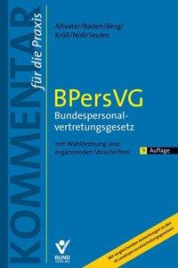 BPersVG - Bundespersonalvertretungsgesetz