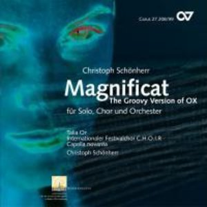 Magnificat-The Groovy Versio