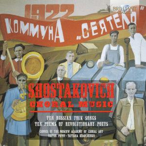 Choral Music-Ten Russian Folk Songs/+
