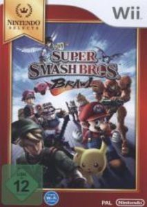Wii Super Smash Bros. Selects