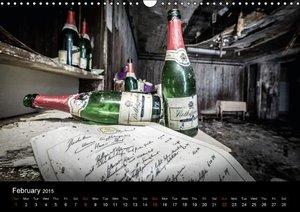 Dilapidated - UK-Version (Wall Calendar 2015 DIN A3 Landscape)
