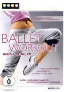 Ballet Workout-Bauch,Beine,Po