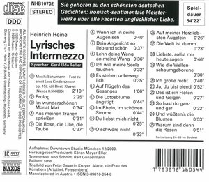 Lyrisches Intermezzo