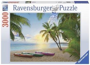 Ravensburger 17071 - Palmenparadies, Puzzle, 3000 Teile