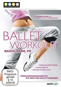 Ballet Workout-Bauch,Beine,Po