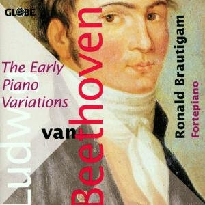 Beethoven: The Early Piano Variations