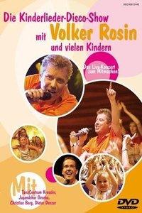 Die Kinderlieder-Disco-Show Mit Volker Rosin