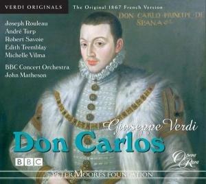 Don Carlos (Franz.Originalfassung 1867)