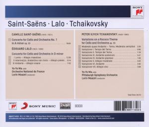 Cellokonzert 1,op.33/Cellokonzert In D-moll - zum Schließen ins Bild klicken