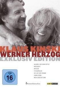 Klaus Kinski / Werner Herzog Exlusiv Edition