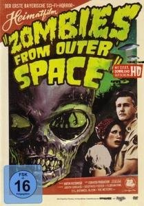 Zombies From Outer Space (FSK 16/Uncut)