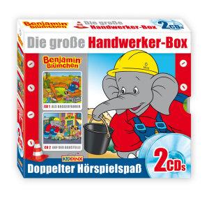 Benjamin Blümchen Handwerker Box