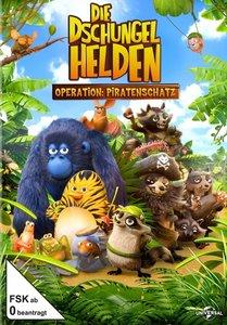 Die Dschungelhelden - Operation: Piratenschatz