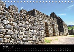 Machu Picchu - Exklusiv (Tischkalender 2018 DIN A5 quer)
