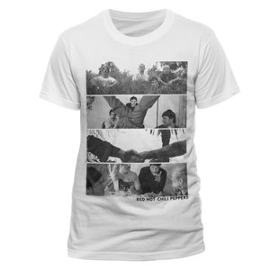 Spliced Photo-Size L (White)