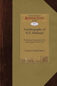 Autobiography of N.T. Hubbard