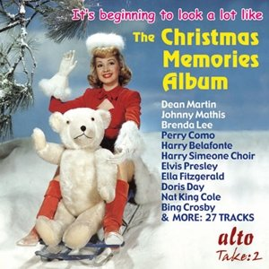 Christmas Memories Album