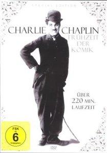 Charlie Chaplin-Frühzeit Der Komik