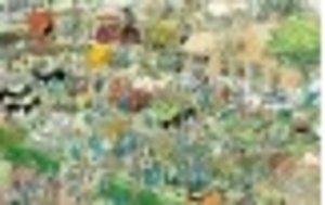 Der Bauernhof. Puzzle 1500 Teile