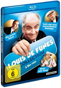 Louis de Funès Collection