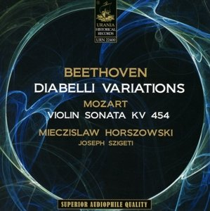Mieczislaw Horszowski,Klavier