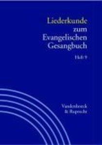 Handbuch zum Evangelischen Gesangbuch / Liederkunde zum Evangeli
