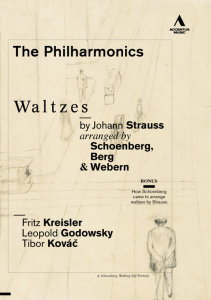 Walzer by Johann Strauss arr.Schönberg/Berg/Webern