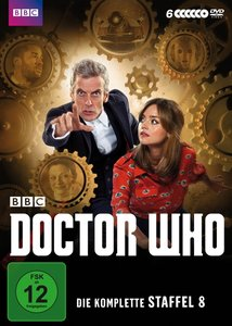 Doctor Who - Staffel 8 - Komplettbox