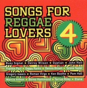 Songs For Reggae Lovers Vol.4