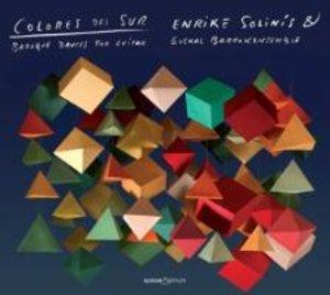 Colores Del Sur-Barocke Tänze für Gitarre