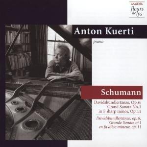 Davidsbündlertänze/Sonate 1/+
