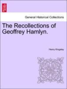 The Recollections of Geoffrey Hamlyn. Vol. II.