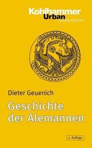 Geschichte der Alemannen