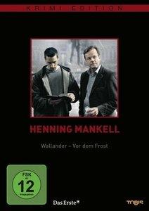 H.Mankell: Wallander-Vor dem Frost (Krimiedition)