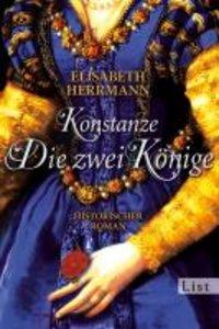 Herrmann, E: Konstanze. Die zwei Könige